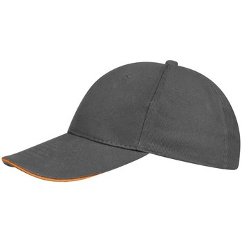 Accessoires Schirmmütze Sols Buffalo Grau/Orange