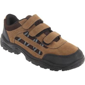 Schuhe Herren Wanderschuhe Dek Ascend Khaki/Braun