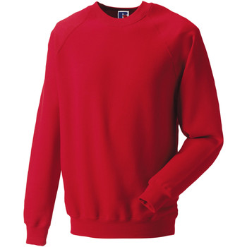 Kleidung Sweatshirts Russell 7620M Rot