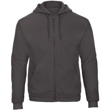 Kleidung Sweatshirts B And C ID.205 Anthrazit