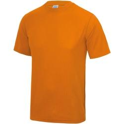 Kleidung Herren T-Shirts Awdis JC001 Orange