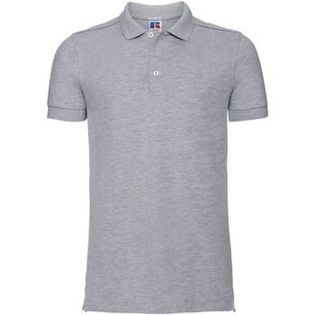 Kleidung Herren Polohemden Russell 566M Light Oxford