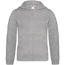 Kleidung Kinder Sweatshirts B And C B421B Hellgrau