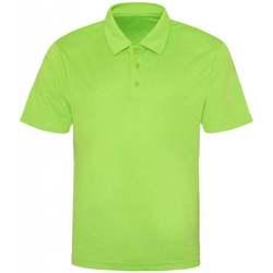 Kleidung Herren Polohemden Awdis JC040 Elektrik Grün