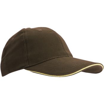 Accessoires Schirmmütze Sols Buffalo Schokoladenbraun/Beige
