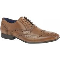 Schuhe Herren Richelieu Route 21  Braun