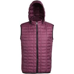 Kleidung Herren Daunenjacken 2786 Honeycomb Violett