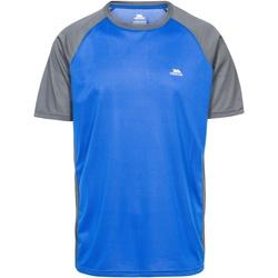 Kleidung Herren T-Shirts Trespass Talca Blau/Carbon