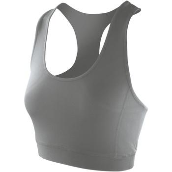 Kleidung Damen Tops Spiro S282F Grau