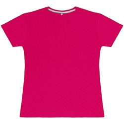Kleidung Damen T-Shirts Sg Perfect Dunkles Pink