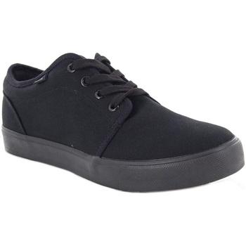 Schuhe Herren Tennisschuhe Dek  Schwarz