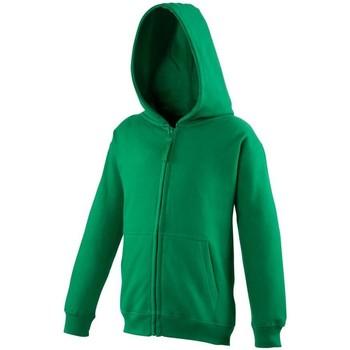 Kleidung Kinder Sweatshirts Awdis JH50J Kellygrün