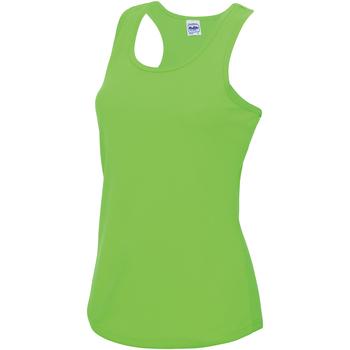 Kleidung Damen Tops Awdis JC015 Electric Grün