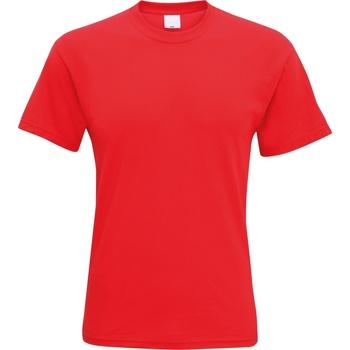 Kleidung Herren T-Shirts Universal Textiles 61082 Hellrot