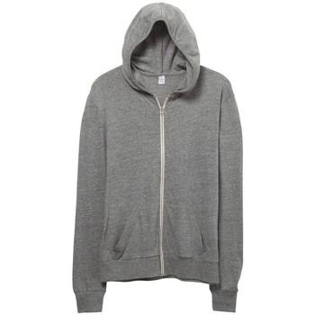 Kleidung Herren Sweatshirts Alternative Apparel AT002 Eco Grau