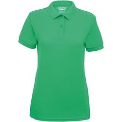 Kleidung Damen Polohemden Gildan 75800L Irisches Grün