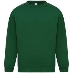 Kleidung Herren Sweatshirts Absolute Apparel Sterling Flaschengrün