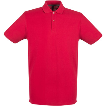 Kleidung Herren Polohemden Henbury HB101 Vintage-Rot