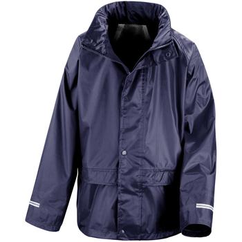 Kleidung Kinder Jogginganzüge Result R225J Marineblau