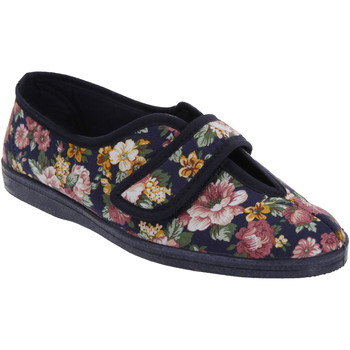 Schuhe Damen Hausschuhe Sleepers  Marineblau