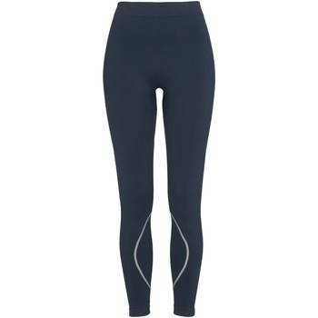Kleidung Damen Leggings Stedman  Blau