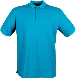Kleidung Herren Polohemden Henbury HB101 Saphir
