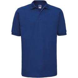 Kleidung Herren Polohemden Russell Ripple Helles Royalblau