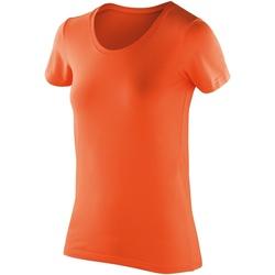 Kleidung Damen T-Shirts Spiro SR280F Tangerine