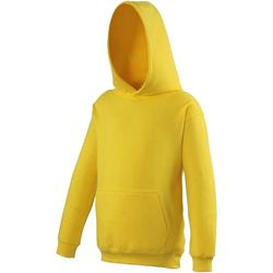 Kleidung Kinder Sweatshirts Awdis JH01J Sonnengelb