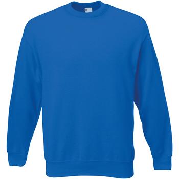 Kleidung Herren Sweatshirts Universal Textiles 62202 Kobalt