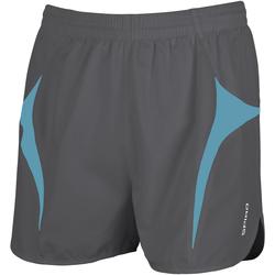 Kleidung Herren Shorts / Bermudas Spiro S183X Grau/Wasserblau