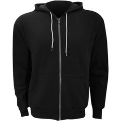Kleidung Herren Sweatshirts Bella + Canvas CA3739 Schwarz