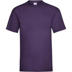 Kleidung Herren T-Shirts Universal Textiles 61036 Weintraube