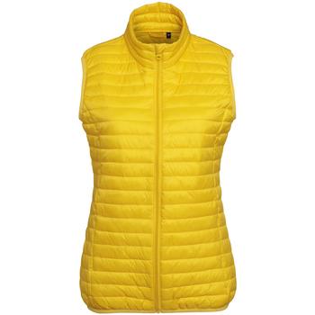 Kleidung Damen Daunenjacken 2786 TS19F Kräftiges Gelb