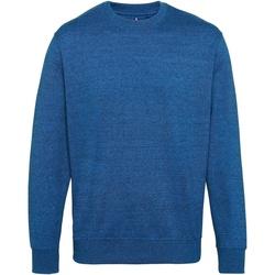 Kleidung Herren Sweatshirts Asquith & Fox AQ041 Saphir/Schwarz