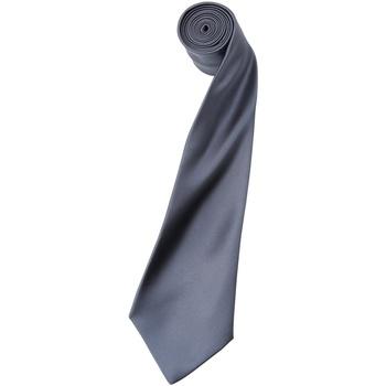 Kleidung Herren Krawatte und Accessoires Premier PR750 Stahl