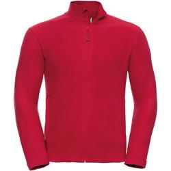 Kleidung Herren Fleecepullover Russell J880M Rot