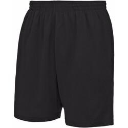 Kleidung Kinder Shorts / Bermudas Awdis JC80J Schwarz
