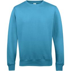 Kleidung Herren Sweatshirts Awdis JH030 Hawaii Blau