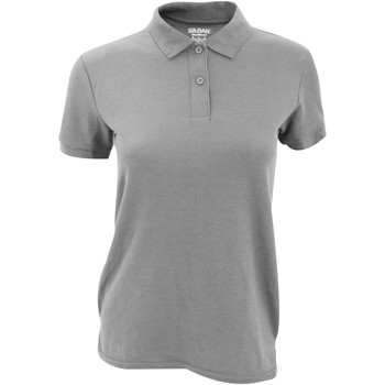 Kleidung Damen Polohemden Gildan 75800L Sportgrau