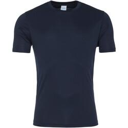 Kleidung Herren T-Shirts Awdis JC020 Dunkles Marineblau