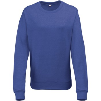 Kleidung Damen Sweatshirts Awdis JH045 Heather Königsblau
