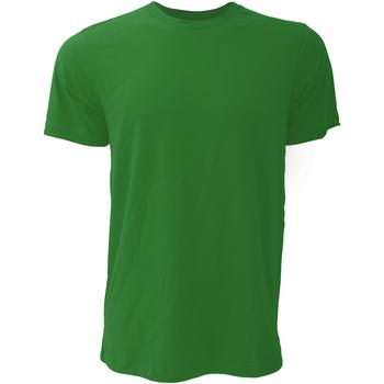 Kleidung Herren T-Shirts Bella + Canvas CA3001 Tannengrün