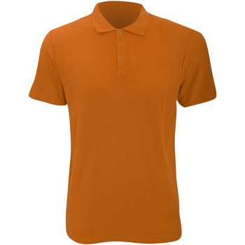 Kleidung Herren Polohemden Anvil 6280 Orange