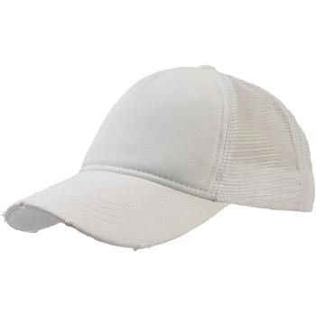 Accessoires Schirmmütze Atlantis  Weiß/Weiß