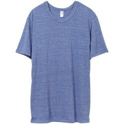 Kleidung Herren T-Shirts Alternative Apparel AT001 Eco-Pazifikblau
