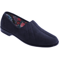 Schuhe Damen Hausschuhe Sleepers Audrey Marineblau