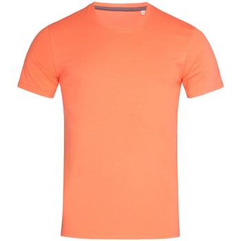 Kleidung Herren T-Shirts Stedman Stars  Lachsrosa