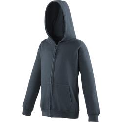 Kleidung Kinder Sweatshirts Awdis JH50J Neues Marineblau