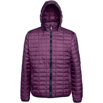 Kleidung Herren Daunenjacken 2786 TS023 Violett